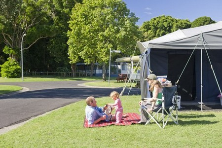 Silver Sands Holiday Park - Accommodation Batemans Bay