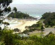 Seal Rocks Holiday Park - Accommodation Batemans Bay
