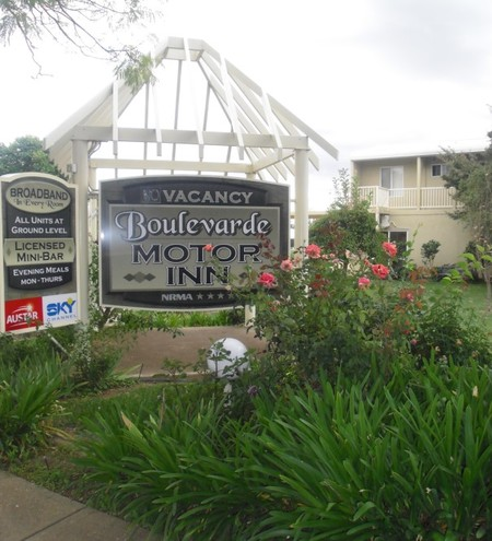 Boulevarde Motor Inn - Accommodation Batemans Bay