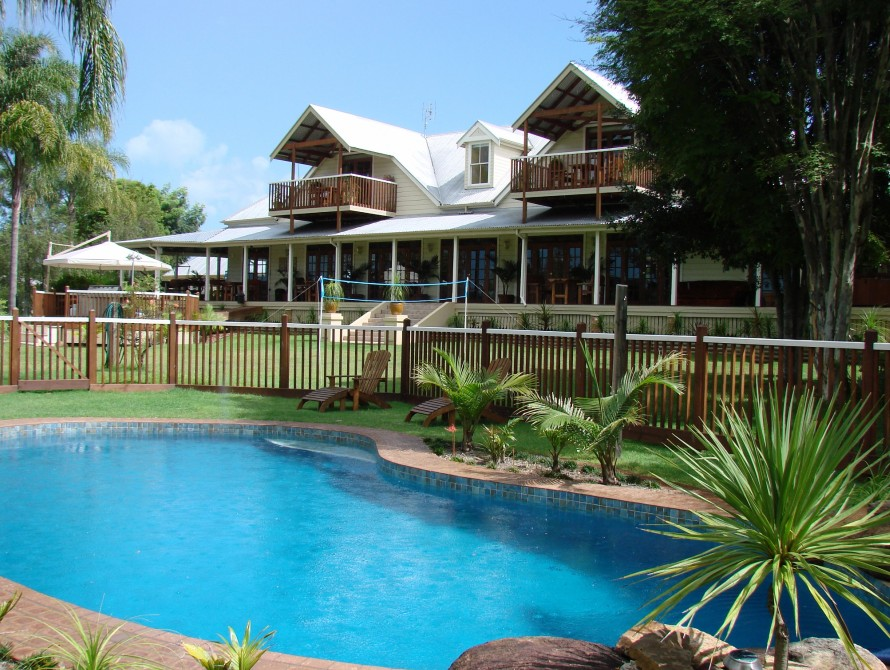 Clarence River Bed  Breakfast - Accommodation Batemans Bay