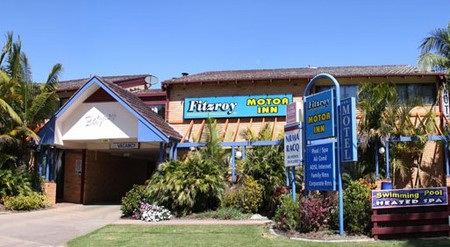 Fitzroy Motor Inn - Accommodation Batemans Bay