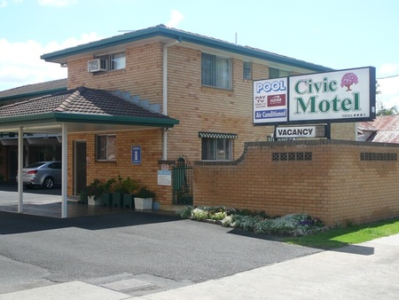 Civic Motel Grafton - Accommodation Batemans Bay