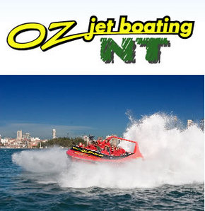 Oz Jetboating - Darwin - Accommodation Batemans Bay