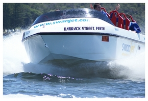 Swan Jet Adventures - Accommodation Batemans Bay