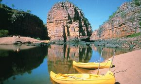 Katherine Gorge - Accommodation Batemans Bay