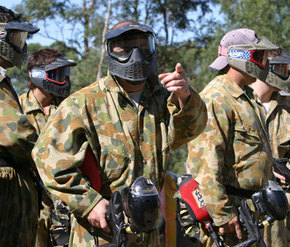 Action Paintball Games - Perth - Accommodation Batemans Bay