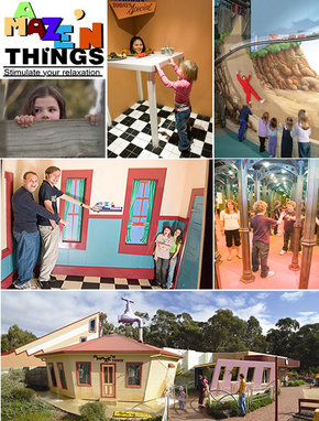 A Maze 'N Things - Accommodation Batemans Bay