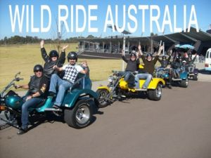A Wild Ride - Accommodation Batemans Bay
