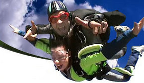 Adelaide Tandem Skydiving - Accommodation Batemans Bay