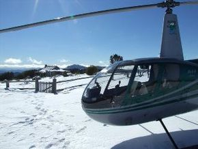 Alpine Helicopter Charter Scenic Tours - Accommodation Batemans Bay