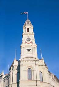 Fremantle Town Hall - Accommodation Batemans Bay