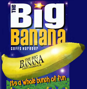 Big Banana - Accommodation Batemans Bay