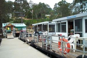 Clyde River Houseboats - Accommodation Batemans Bay