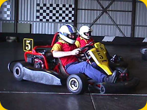 Indoor Kart Hire - Accommodation Batemans Bay