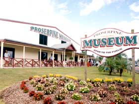 Proserpine Historical Museum - Accommodation Batemans Bay