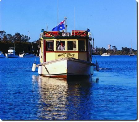 Bundy Belle River Cruise - Accommodation Batemans Bay