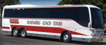 Bundaberg Coaches - Accommodation Batemans Bay