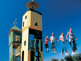 Monash Adventure Park - Accommodation Batemans Bay