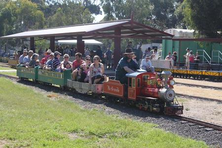 Altona Miniture Railway - Accommodation Batemans Bay