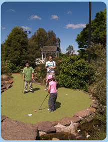 Wetlands Mini Golf - Accommodation Batemans Bay