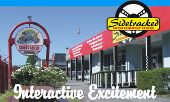 Sidetracked Entertainment Centre - Accommodation Batemans Bay