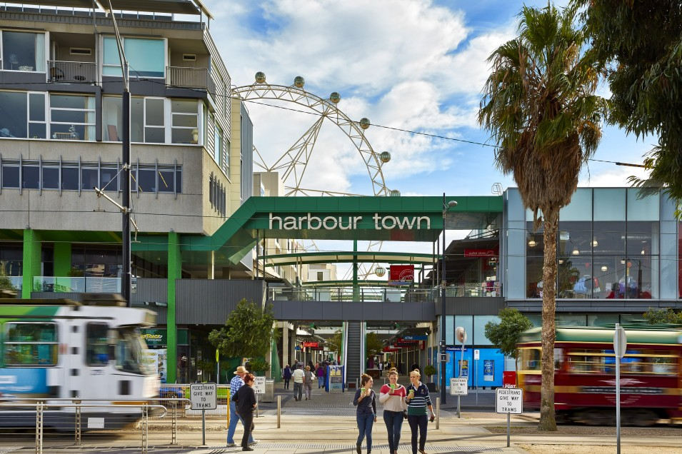 Harbour Town Melbourne - Accommodation Batemans Bay