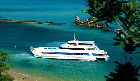 Queensland Day Tours - Accommodation Batemans Bay