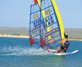 Windsurfing and Surfing - Accommodation Batemans Bay