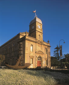 The Albany Town Hall - Accommodation Batemans Bay