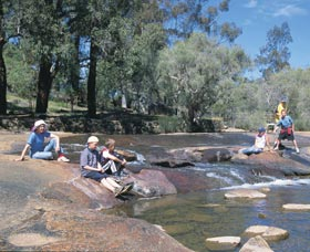 John Forrest National Park - Accommodation Batemans Bay