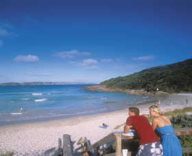 Ocean Beach - Accommodation Batemans Bay