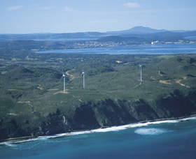 Albany Wind Farm - Accommodation Batemans Bay