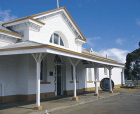 Railway Station Museum - Accommodation Batemans Bay