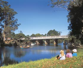 Denmark River - Accommodation Batemans Bay