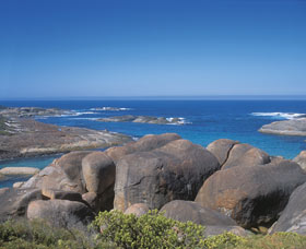 Elephant Rocks - Accommodation Batemans Bay