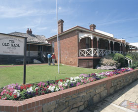 Old Gaol and Police Quarters - Accommodation Batemans Bay