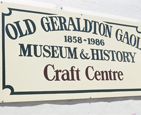Old Geraldton Gaol Craft Centre - Accommodation Batemans Bay