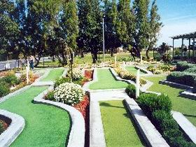 West Beach Mini Golf - Accommodation Batemans Bay