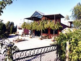 The Terrace Gallery at Patly Hill Farm - Accommodation Batemans Bay