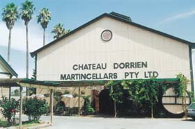 Chateau Dorrien Winery - Accommodation Batemans Bay