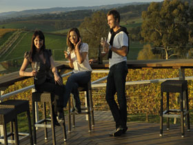 The Lane Vineyard - Accommodation Batemans Bay