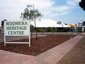 Woomera Heritage and Visitor Information Centre - Accommodation Batemans Bay