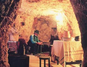 Umoona Opal Mine And Museum - Accommodation Batemans Bay