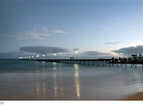 Beachport Jetty - Accommodation Batemans Bay