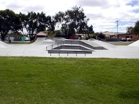 Millicent Skatepark - Accommodation Batemans Bay