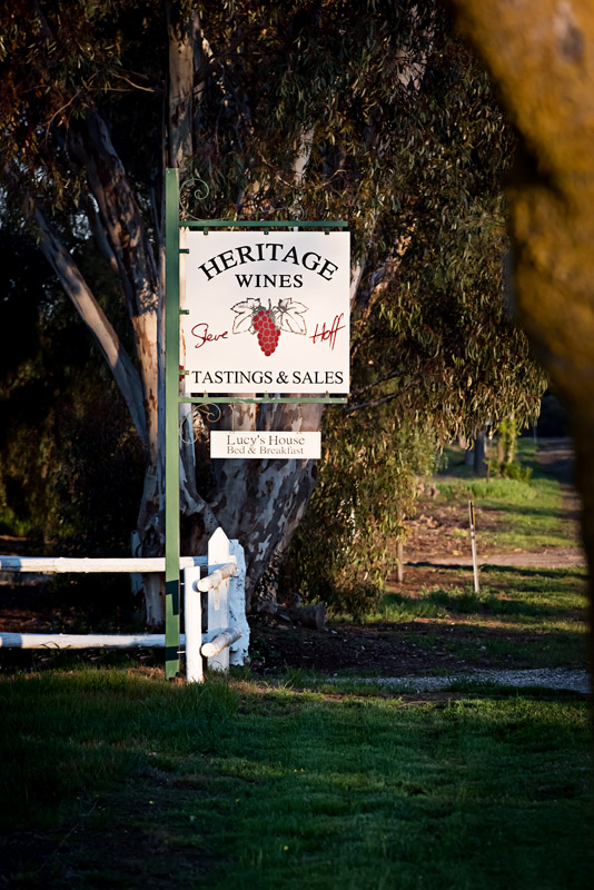 Heritage Wines - Accommodation Batemans Bay