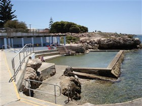 Edithburgh Tidal Pool - Accommodation Batemans Bay