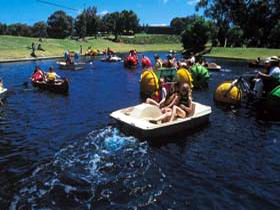 Greenhills Adventure Park - Accommodation Batemans Bay