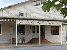 Drill Hall Emporium - The - Accommodation Batemans Bay