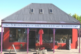 3 Windows Gallery - Accommodation Batemans Bay